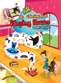 Playing House: Ballet dress(Color PopUp)(스프링)