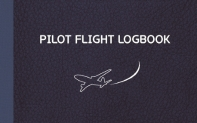 로그북 Pilot Flight Logbook(양장본 HardCover)