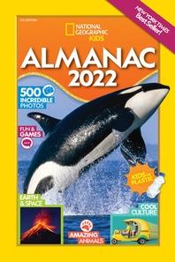 [해외]National Geographic Kids Almanac 2022, U.S. Edition (Library Edition)