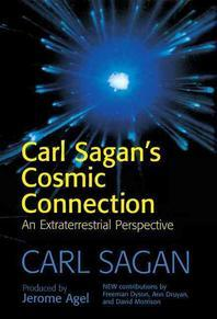 [해외]Carl Sagan's Cosmic Connection (Hardcover)