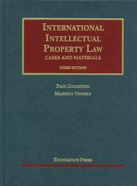 International Intellectual Property Law