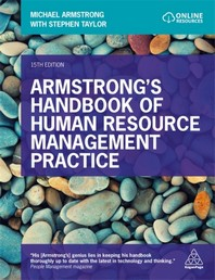 [해외]Armstrong's Handbook of Human Resource Management Practice (Hardcover)