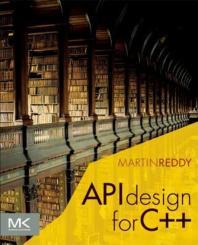 [해외]API Design for C++ (Paperback)