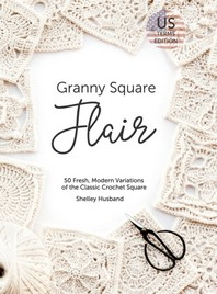[해외]Granny Square Flair US Terms Edition (Hardcover)
