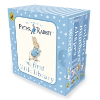 Peter Rabbit My First Little Library [Board book]