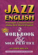 JAZZ ENGLISH. 2(WORKBOOK AND SOLO PRACTICE)(SECOND EDITION)