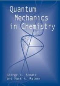 [해외]Quantum Mechanics in Chemistry