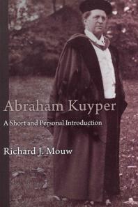 [해외]Abraham Kuyper (Paperback)