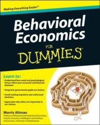 [해외]Behavioral Economics for Dummies