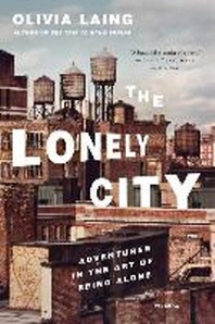 [해외]The Lonely City (Paperback)