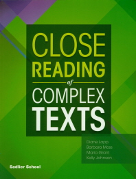 Close Reading of Complex Texts SB G-3