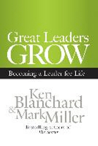 [해외]Great Leaders Grow (Hardcover)