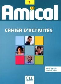Amical Niv. 1 Exercicies(9782090386035)