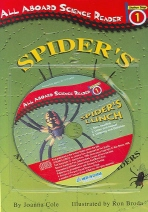 SPIDERS LUNCH(CD1장포함)(All Aboard Reading 시리즈 Station Stop 1)