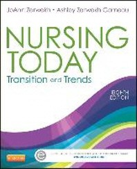 Nursing Today : Transition and Trends (Paperback)