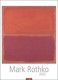 [해외]Mark Rothko Kalender 2022