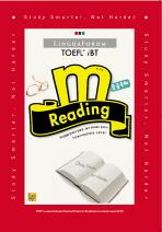 링구아포럼 TOEFL iBT m-Reading