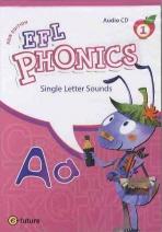 EFL PHONICS. 1(NEW EDITION)(CD)*