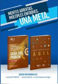[해외]A Guide to the Project Management Body of Knowledge (Pmbok(r) Guide-Sixth Edition / Agile Practice Guide Bundle (Spanish) (Paperback)