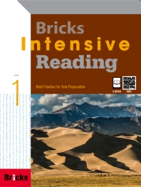 Bricks Intensive Reading. 1(CD1장포함)