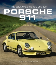 [해외]The Complete Book of Porsche 911
