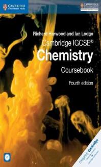 [해외]Cambridge Igcse(r) Chemistry Coursebook [With CDROM]