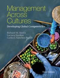 Management Across Cultures, 0003/E