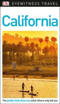 [해외]DK Eyewitness California (Paperback)