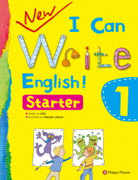I Can Write English Starter. 1(New)(CD1장포함)