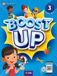 BOOST UP. 3(Studentbook)