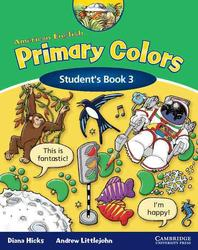 PRIMARY COLORS. 3(STUDENT S BOOK)