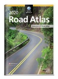 [해외]Rand McNally 2020 Road Atlas W/ Vinyl Protective Cover (Paperback)