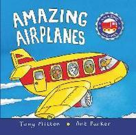 [해외]Amazing Airplanes (Hardcover)