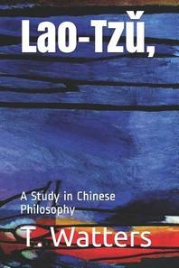 [해외]Lao-Tzǔ,