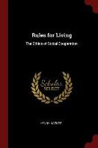 [해외]Rules for Living (Paperback)
