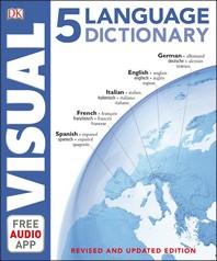 [해외]5 Language Visual Dictionary