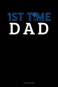 [해외]1st Time Dad (Paperback)