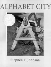 Alphabet City (1996 Caldecott Honor)