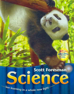 Scott Foresman Science : See learning in a whole new light