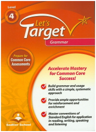 Let's Target Grammar Level. 4