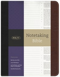 [해외]Notetaking Bible-NKJV
