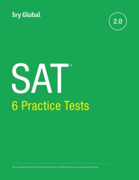 Ivy Global's SAT 6 Practice Tests