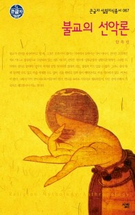 불교의 선악론(큰글자 살림지식총서 67)
