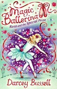 Magic Ballerina. 10 : Rosa And The Special Prize(CD1장포함)