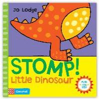 [해외]Stomp! Little Dinosaur