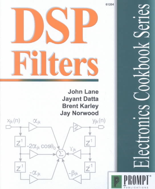 [해외]DSP Filter Cookbook
