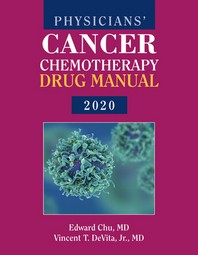 [해외]Physicians' Cancer Chemotherapy Drug Manual 2020