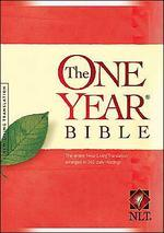 [해외]One Year Bible-NLT