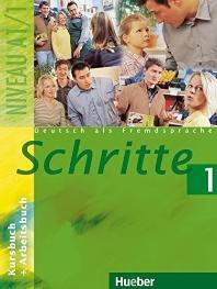 Schritte 1 : Kursbuch + Arbeitsbuch