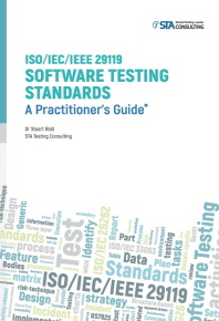 ISO/IEC/IEEE 29119 Software Testing Standards